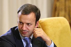 Дворкович поспорил с Путиным
