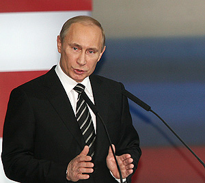 Путин предлагает создать народный фронт