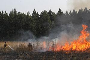 Ураган в США и пожары в России связаны