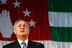 Cкончался президент Абхазии