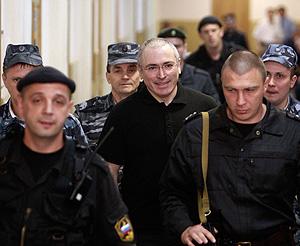 Ходорковского отправили в СИЗО