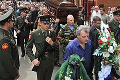 Прощание с Будановым