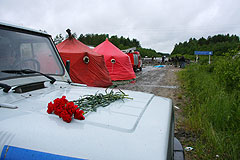Катастрофа Ту-134: ребенка спасти не удалось