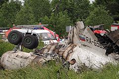 Катастрофа Ту-134: все было исправно до последнего