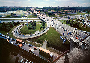 На пересечении МКАД и Волгоградского проспекта появятся новые развязки.