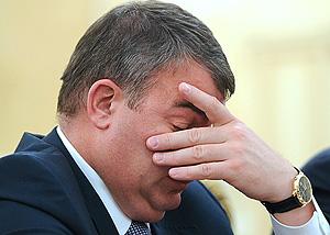 Цепочка к Сердюкову