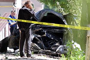 Взрыв в Кишиневе: подозревается Господин