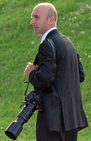 Фотокоры как жертва шпиономании