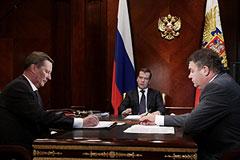 Медведев сделает оргвыводы сам