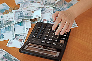 Россиянам нужно 107 тыс. рублей в месяц