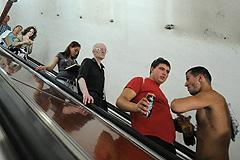 Как нам хорошо в метро