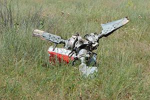Потерян четвертый Ми-8 за месяц