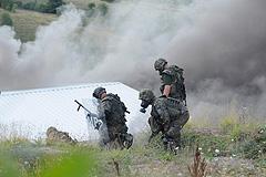KFOR контролирует север Косово