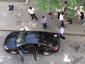 Убийство в Дагестане сняли на видео