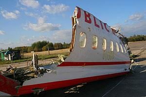 Польская версия гибели самолета Качиньского