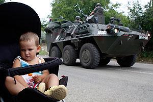 В Косово отправляют подкрепление