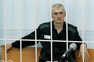 Лебедев настаивает на УДО