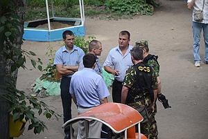 Взрыв в детском саду: подозреваемый признался
