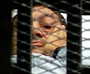 Мубарак вину не признает