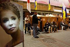 Вокруг ареста Тимошенко