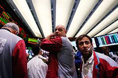 Обвал на рынках