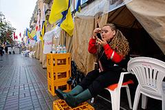 Палатки имени Тимошенко