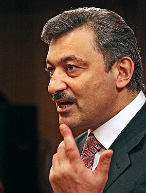 Умер премьер Крыма
