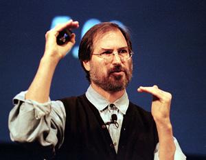 Стив Джобс, который изменил электронный мир