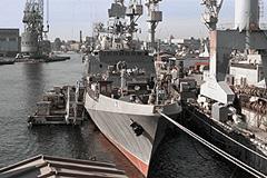 Россия оставила Индию без фрегатов-невидимок