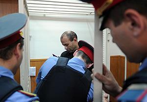 Дмитрия Павлюченкова арестовали