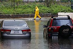 Ураган гуляет по США