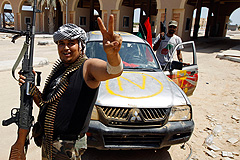 Ливия: взять Сирт