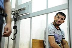 Мирзаев оставлен под арестом