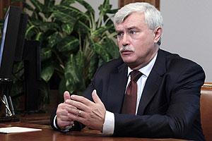 Георгий Полтавченко: есть смысл спросить горожан о названии стадиона на Крестовском