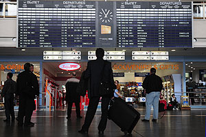 Аэропорты: дело пахнет керосином