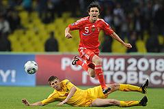 Россия одержала победу над Македонией
