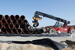 Nord Stream: газ пошел
