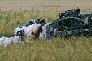 Катастрофа МиГ-31