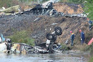 Катастрофа Як-42: погибли хоккеисты