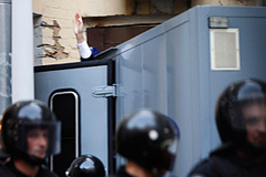 Суд над Тимошенко взял перерыв