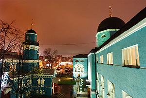 Зачем в Москве снесли мечеть