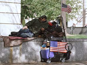 Рекордная бедность в США