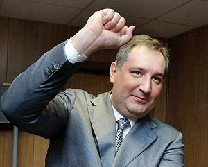 """Рогозин соскучился по """"Родине"""""""