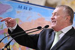 Миронов проиграл суд Жириновскому