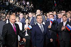 Путин пойдет в президенты