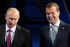 """Тандем """"Путин-Медведев"""": мнение политологов"""