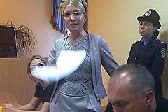 Суд удалился судить Тимошенко