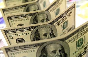 Доллар опять выше 32 рублей