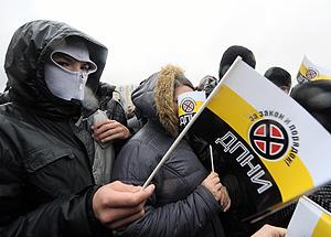Москву ждет большой марш