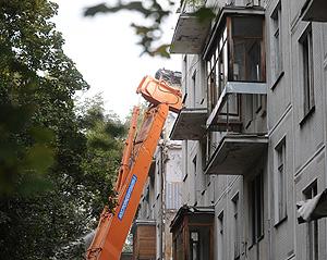 Пятиэтажки: стройка выше крыши